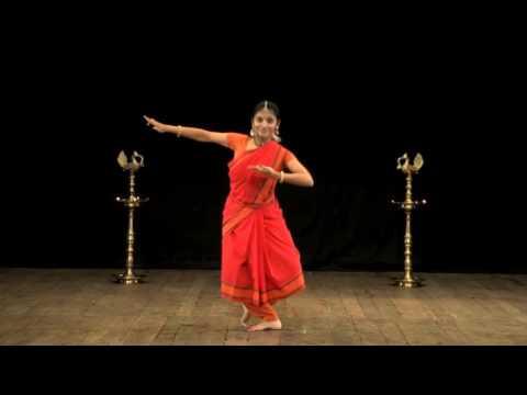 4th Nattadavu - Bharatanatyam adavus