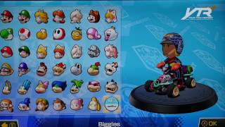 Turning Off Smart Steering in Mario Kart 8 Deluxe