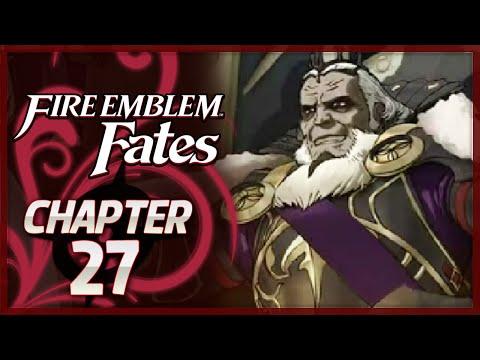 Fire Emblem Fates: Birthright - Chapter 27 - King Garon