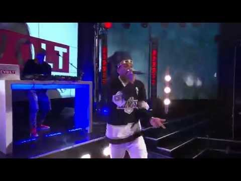 """Kid Ink Performs """"Be Real"""" Live on Revolt TV"""