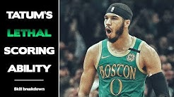Jayson Tatum scoring analysis ~ What makes him such an effective scorer?