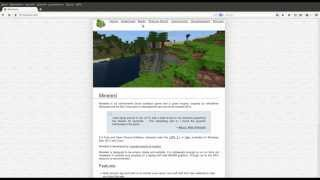 HowTo: Minetest installieren [Debian/Ubuntu] [PPA] [Software Center] [German]