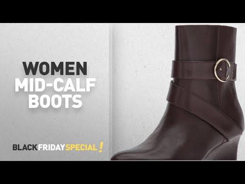 Women Mid-Calf Boots - Min 25% Off // Amazon Black Friday Countdown