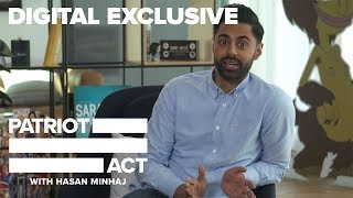 Hasan Minhaj Has Some Fresh Ideas for Netflix Executives | Patriot Act | Netflix