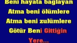 EMRAH GÖTÜR BENI(karaoke )