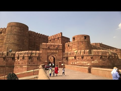 Trip to AGRA FORT, Agra, India