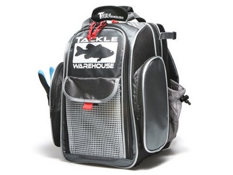 Tacklewarehouse Anglers Backpack Review