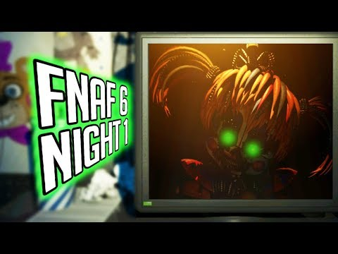 FNAF 6 Night 1