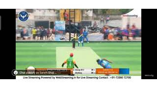 ATLAS UTC CUP -MC Anoop No Look six