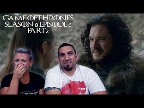 Game Of Thrones Season 8 Episode 6 'The Iron Throne' Part 2 Finale REACTION!!