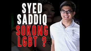 Syed Saddiq DIBIDAS kerana sokong LGBT?