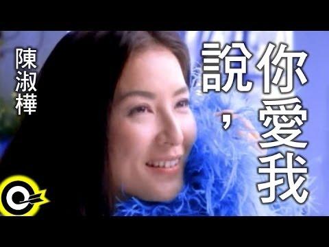 陳淑樺 Sarah Chen【說,你愛我】Official Music Video