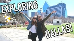 The Best Spots in Dallas with Morgan Yates!