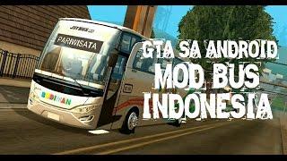 GTA SA Android - Mod Bus Budiman Indonesia