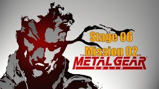 Metal Gear Solid: Ghost Babel - Stage 06 - Mission 02