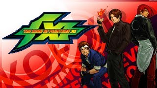 KING OF FIGHTERS XI, KYO,IORI,SHINGO VS BOSS SHION,MAGAKI Thumbnail