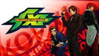 KING OF FIGHTERS XI, KYO,IORI,SHINGO VS BOSS SHION,MAGAKI Thumbnail