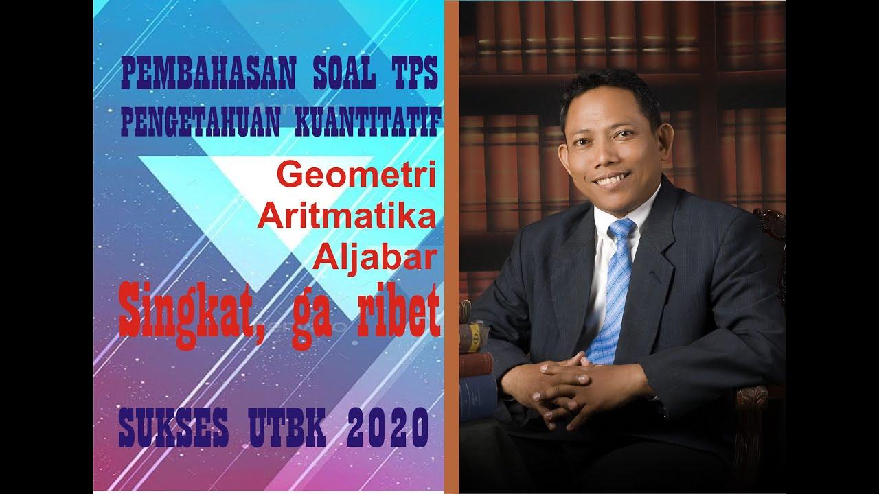 Pembahasan Soal TPS Prediksi UTBK 2020 Pengetahuan ...