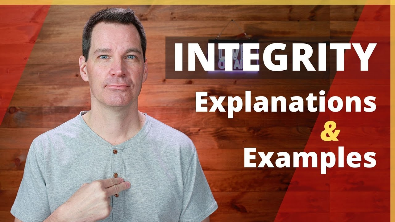 Download What Does Integrity Mean?