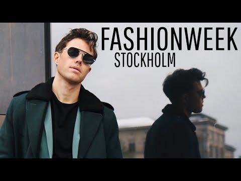 Stockholm Fashionweek (Behind the scenes)