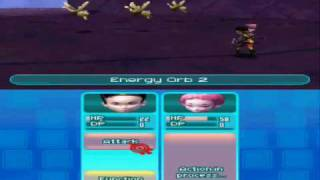 Code Lyoko : Fall Of X.A.N.A. Gameplay (NDS)
