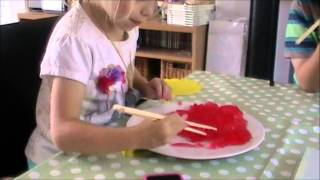 World Record Attempt - Challenge 4 (Jelly Eating)