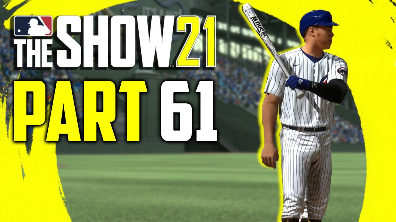 """MLB The Show 21 - Part 61 """"GET THE W!"""" (Gameplay/Walkthrough)"""