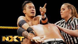 Kushida vs. Kona Reeves: WWE NXT: May 15, 2019