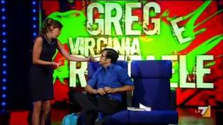 FRATELLI E SORELLE D'ITALIA 15/07/2011 - Lillo&Greg e Virginia Raffaele