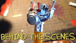 Ant-Man Trailer - Homemade Behind the Scenes