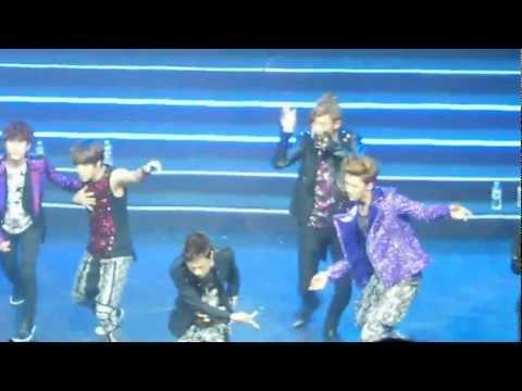 120623 MBC Concert London - EXO K ANGEL