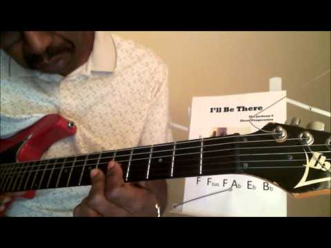 Michael Jackson Free Learn Correct Chords Intro. to