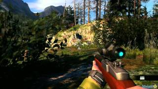 "Cabela's Big Game Hunter 2012 Walkthrough - Story Mode ""Montana Day 1"""