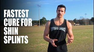 Best cure for shin splints (posterior shin splints)
