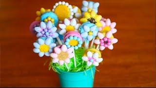 Oreo Pops Flower Bouquet!