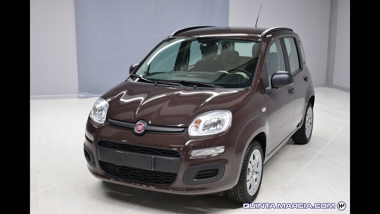 fiat new panda 1 2 easy youtube. Black Bedroom Furniture Sets. Home Design Ideas