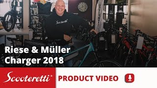 Riese And Muller Charger (2018) - Scooteretti Electric Bikes Canada