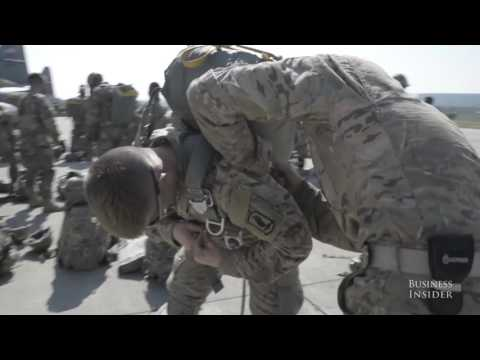This is how you get thousands of troops onto the ground in minutes