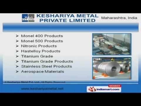 Non Ferrous Metal Products  by Keshariya Metal Pvt. Ltd., Mumbai