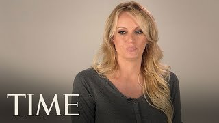 Provocateur Stormy Daniels Takes An Unexpected Turn In The National Spotlight | TIME