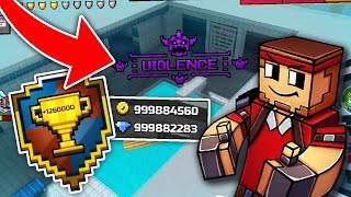 How To ALWAYS Win Any Match In Pixel Gun 3D ! NO Hacks/Cheats (Unlimited Gems & Coins)