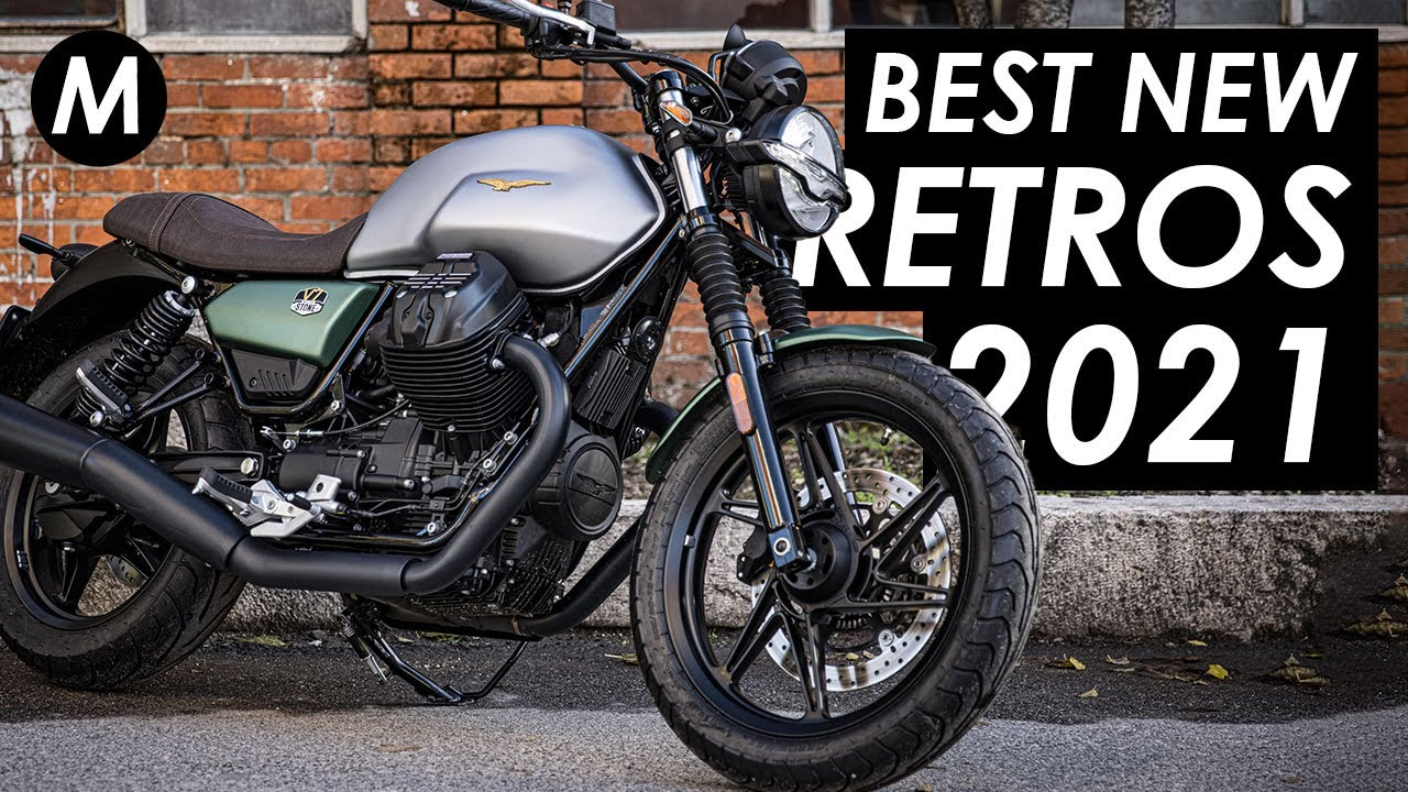 28 Best New & Updated Retro Motorcycles For 2021!