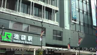 唄 TUNE & MIOLI 作曲 Peace 作詞 小林弘明 Prodeuced by ZRO(エイジア...