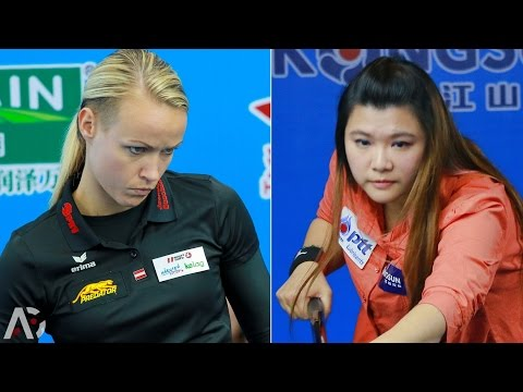 2015 Miyun Open - Yuan-Chun Lin 林沅君 vs Jasmin Ouschan