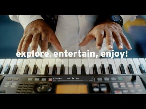KORG EK-50: Explore, entertain, enjoy!