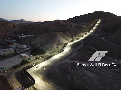 Fisher Border Wall El Paso, TX/Sunland Park, NM