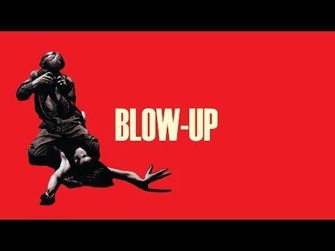 Modernism and Post-Modernism   An Analysis of Blow-Up