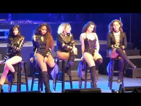 Fifth Harmony Dope, Squeeze (7/27 Tour)