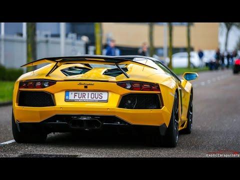 Supercars Arriving - Capristo Aventador, Armytrix Golf 7 R, 675LT Spider, Akrapovic Aventador,...