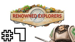 Renowned Explorers Gameplay / Let